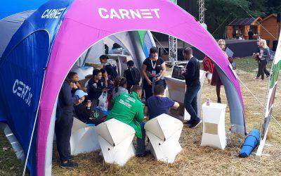 CARNET-ov znanstveni šator